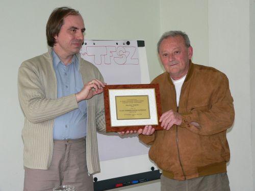 Lehoczki István és Halász Ferenc